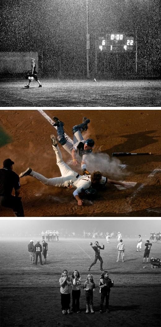 Bruce Ely. Sports Photographer