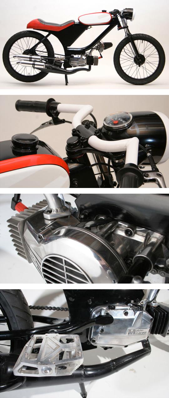 Moto-Matic Mopeds