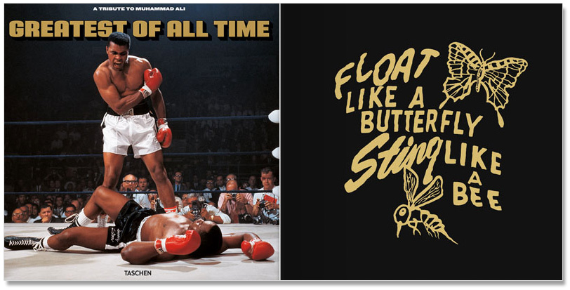 Greatest of All Time - A Tribute to Muhammad Ali - Taschen