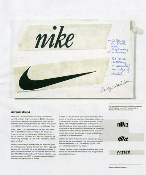 Swoosh: 40 Years Fly By