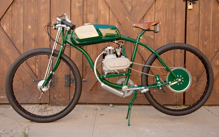 H. Laurie :: Derringer Cycles (3)
