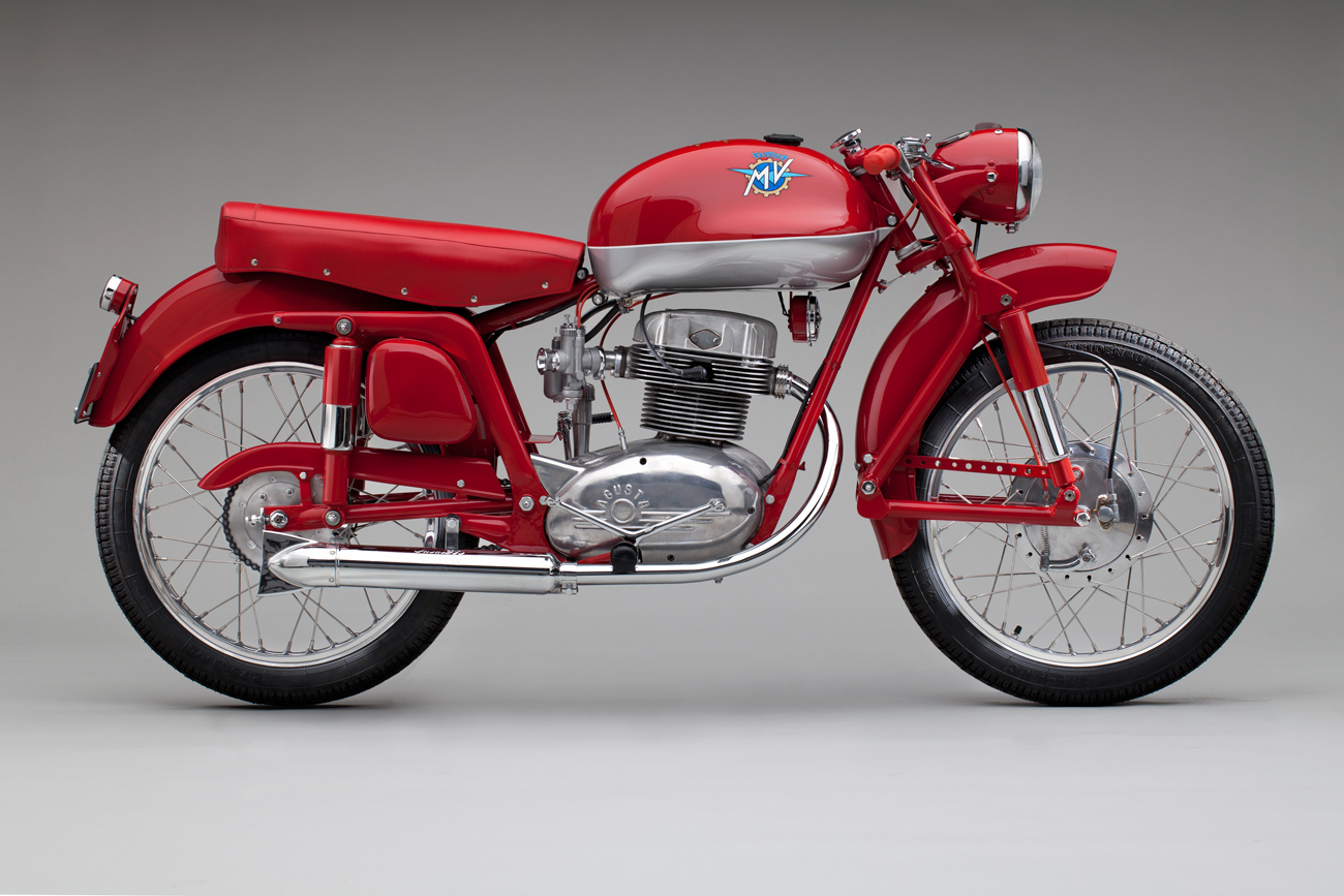 Moto Bellissima: Italian Motorcycles From The 1950s And 1960s