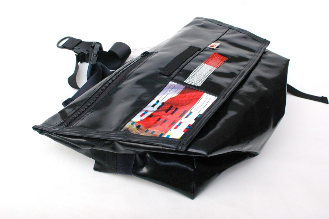 Mariclaro Recycled Courier Bag
