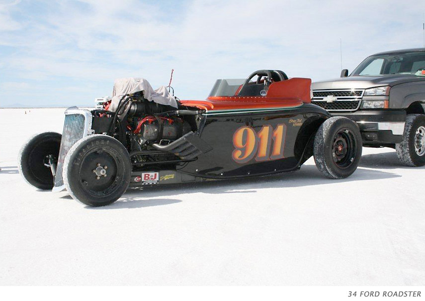 '34 Ford Roadster