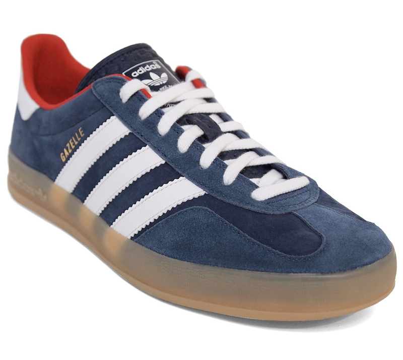 Adidas Gazelle Indoor - Team GB Edition :: Pre Order :: endclothing UK