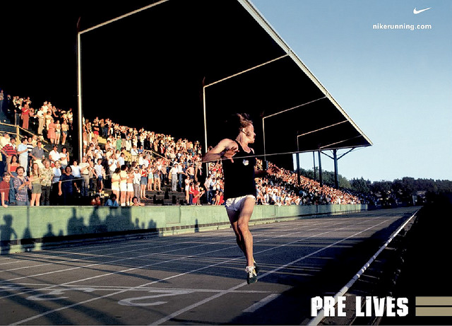 Nike Pre Lives Poster