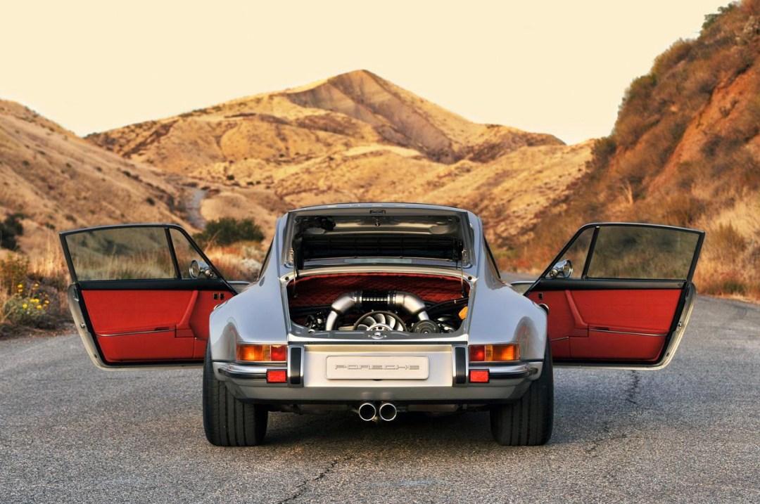 Singer Vehicle Design :: Porsches Reborn & Reimagined (4)