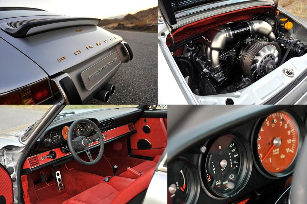 Singer Vehicle Design :: Porsches Reborn & Reimagined (5)
