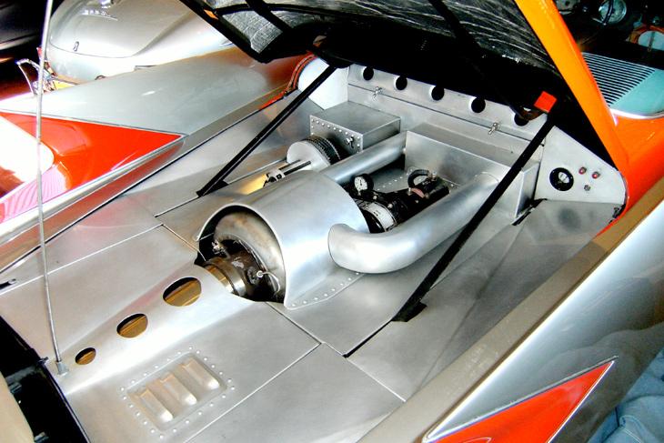 "1955 Ghia Streamline X ""Gilda"" :: Kidston SA (4)"