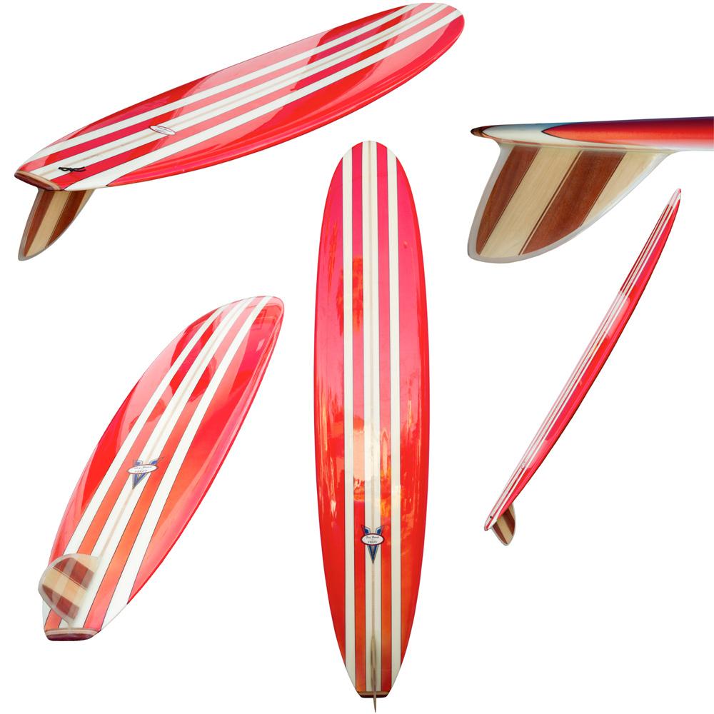 Dale Velzy Classic Longboard :: Surfing Cowboy (2)