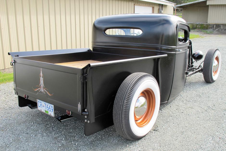 1936 Chevrolet Pickup – Hot Rod :: Spirited Automobiles (4)