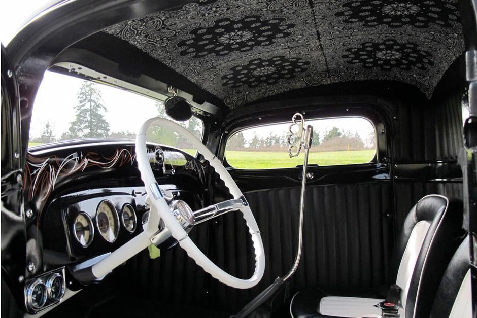 1936 Chevrolet Pickup – Hot Rod :: Spirited Automobiles (6)