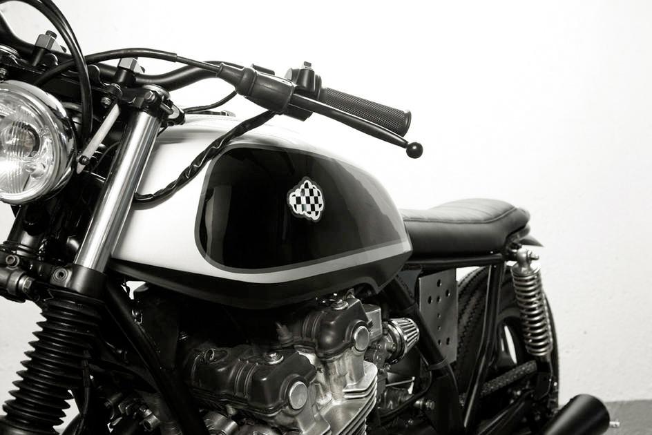 Cream Motorcycles :: Honda CB 750 kz 1980 (4)