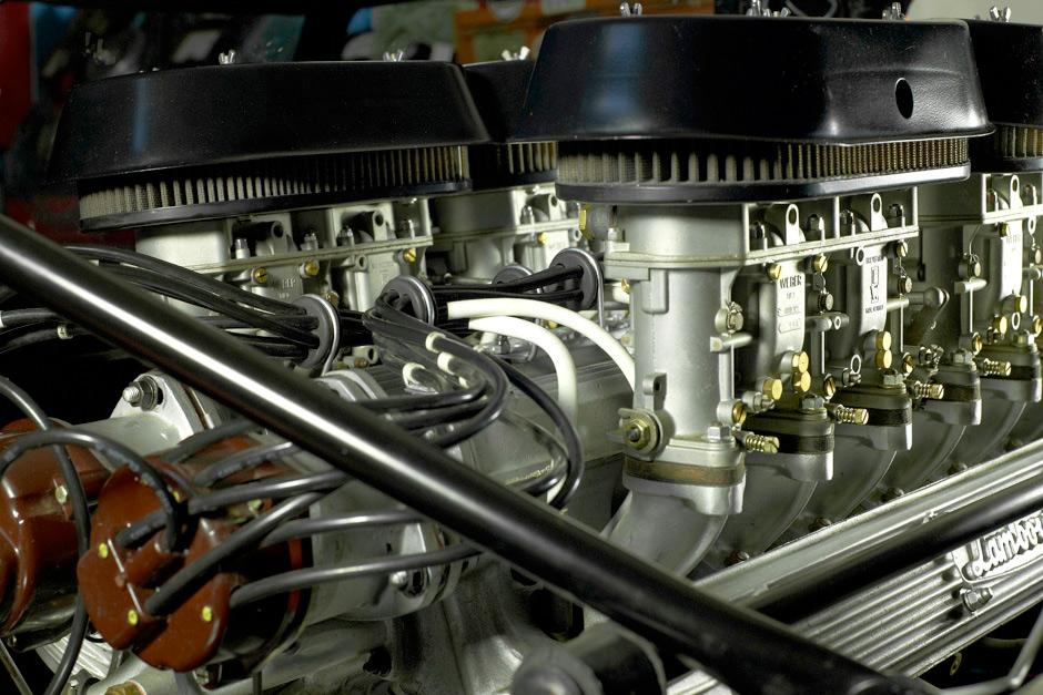 1968 Lamborghini Miura P400 :: Spirited Automobiles (7)