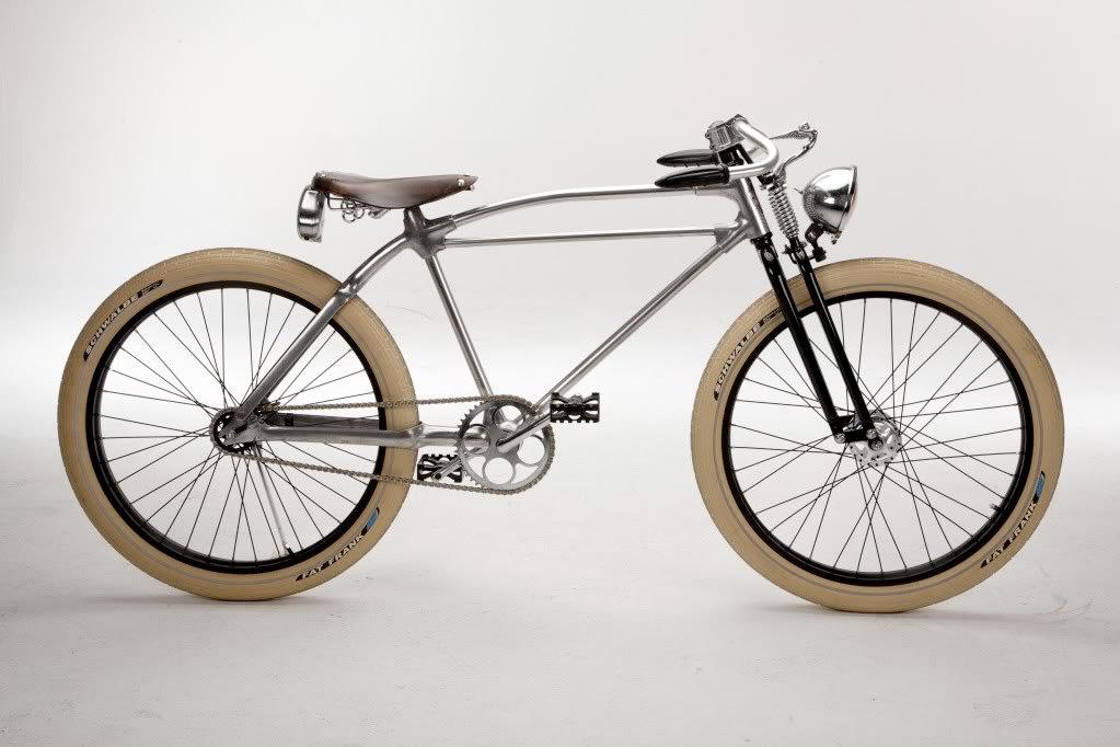 1935 Ward Hawthorne Duralium Bicycle (1)