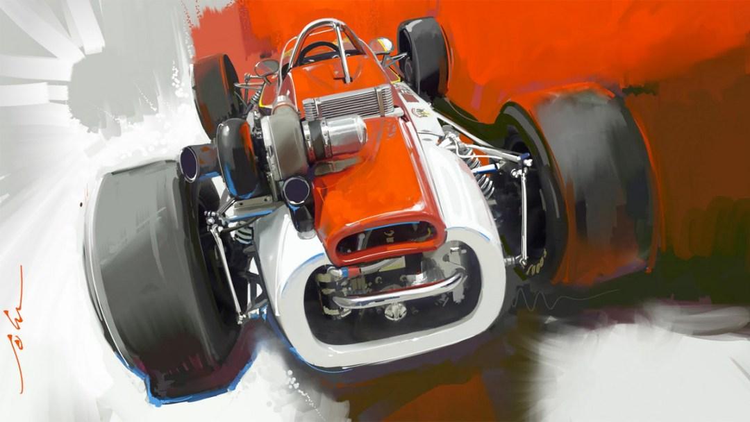1968-Indy-Winner