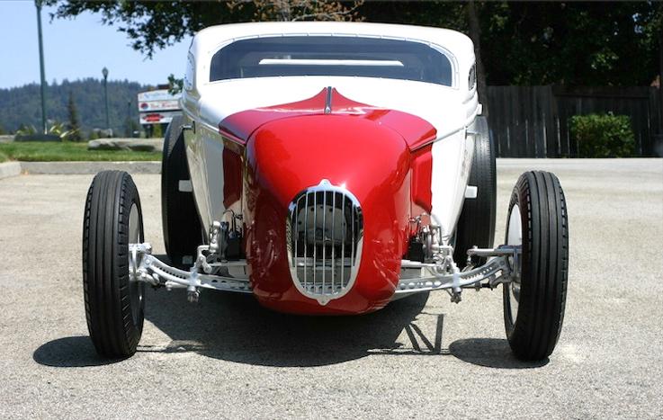 Bonneville Salt Flats So-Cal '34 Coupe :: Canepa Motorsports Museum (2)