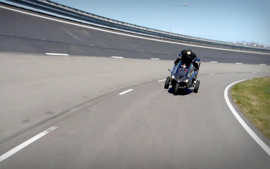 PAL-V :: Two Seat Hybrid Car and Gyroplane (3)