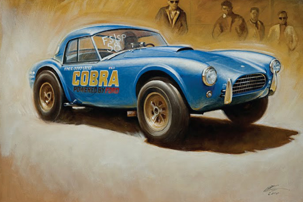 The Shelby Heritage Collection :: Unlimited Velocity (5)