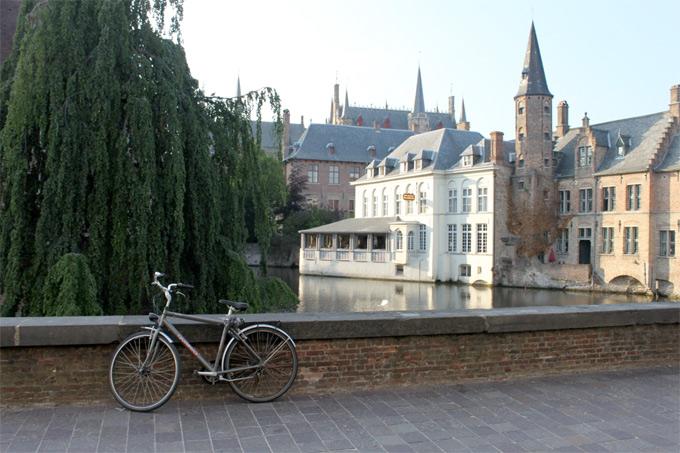 @Bruges, Belgium