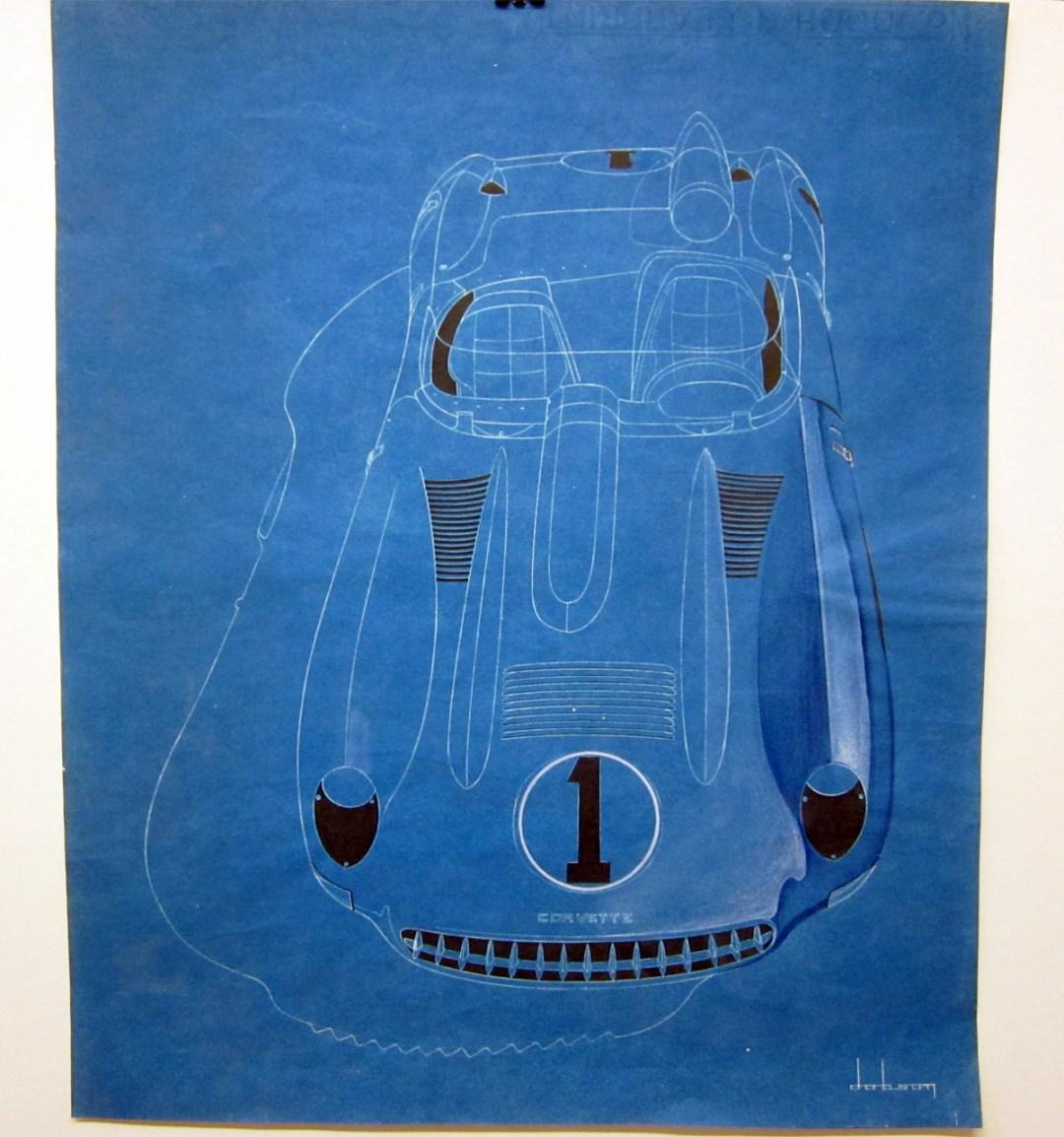 Bill Dobson :: Two Original Illustrations (1)