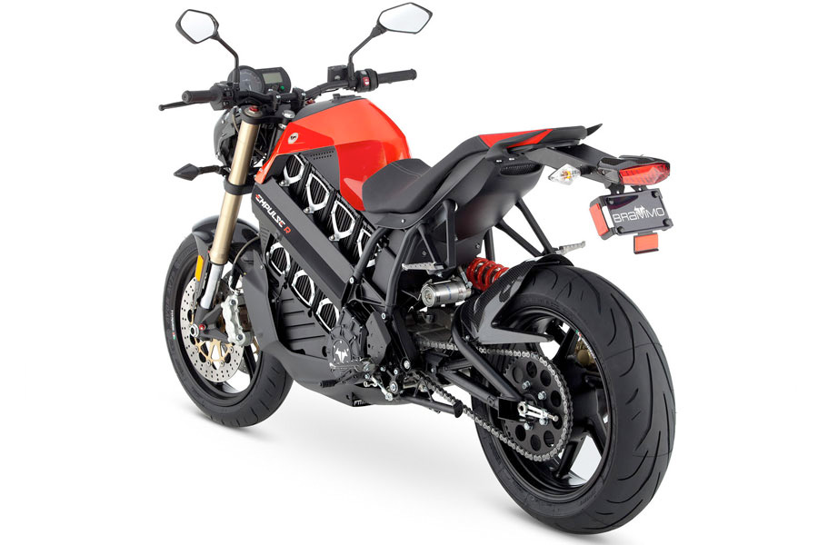 Brammo Empulse :: Electric Motorcycle (2)