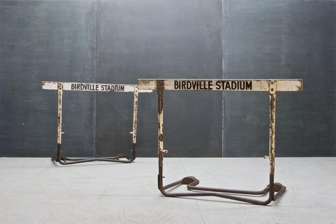 Vintage Antique Hurdles Track Field :: Modern 50 (1)