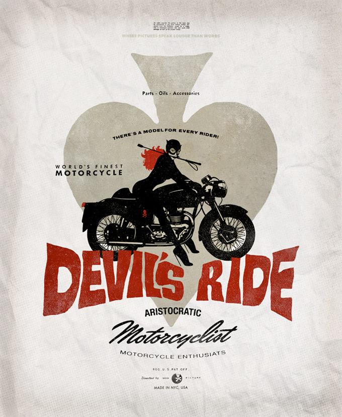 Aristocratic Motorcyclist (6)