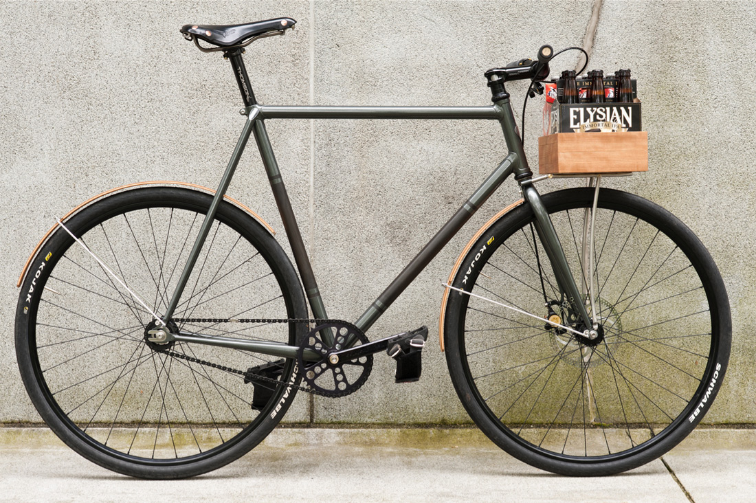 Interview With Ezra Caldwell Of Fast Boy Cycles