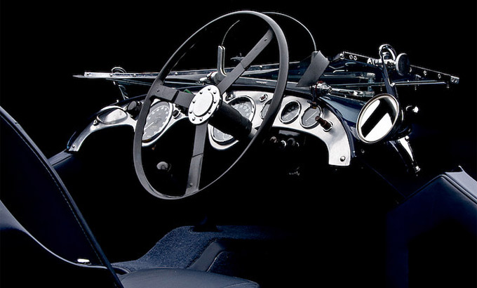 '49 Healey Silverstone