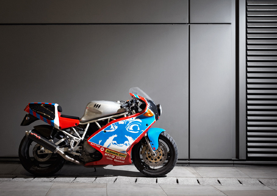 Paranoia Racing Ducati SSS
