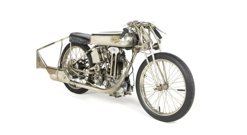 The 1929 Grindlay-Peerless JAP 500cc