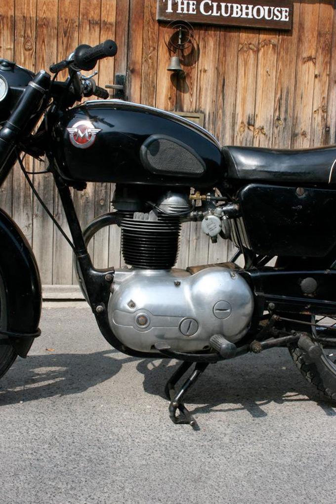Matchless 350cc Model G5