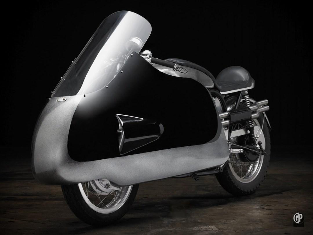 """The """"Impossible"""" Project :: Vincent Prat's Triton"""