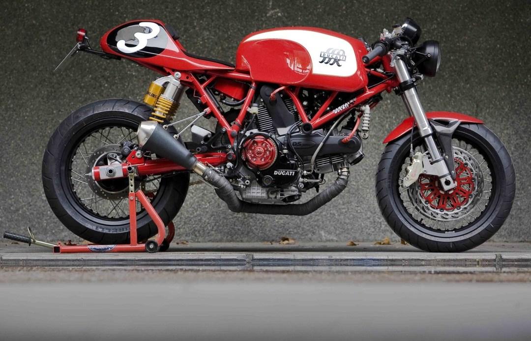RADical Ducati – Cafe Veloce