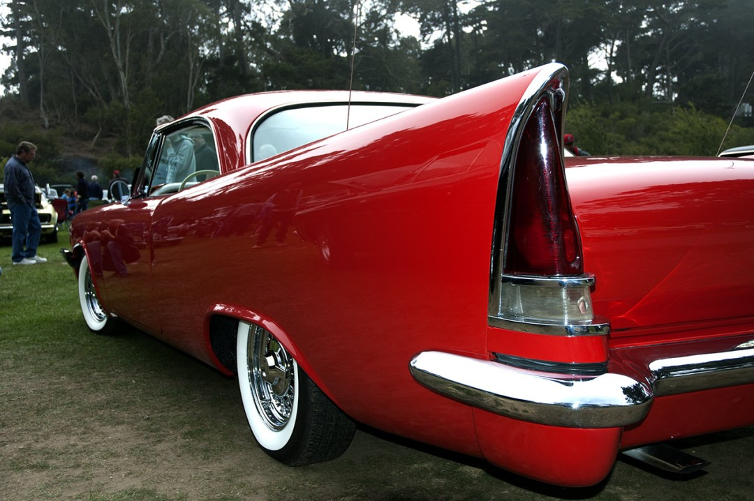 1958 Chrysler Windsor :: Interview with owner Chuck Cushner