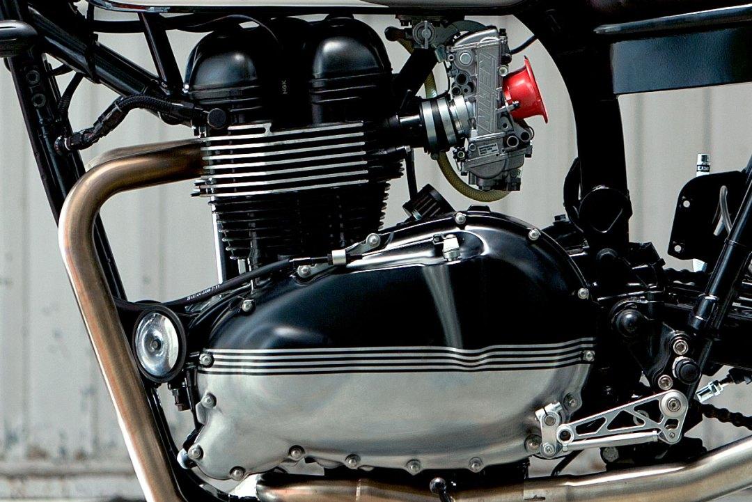 KIDDO MOTORS TRIUMPH THRUXTON :: via BIKE EXIF