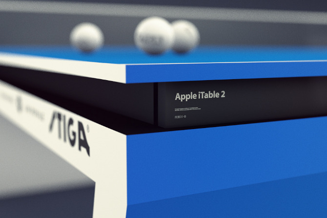 Table Tennis 2.0 :: By Robert Lindström (2)