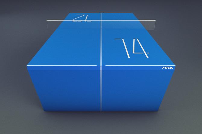 Table Tennis 2.0 :: By Robert Lindström (4)