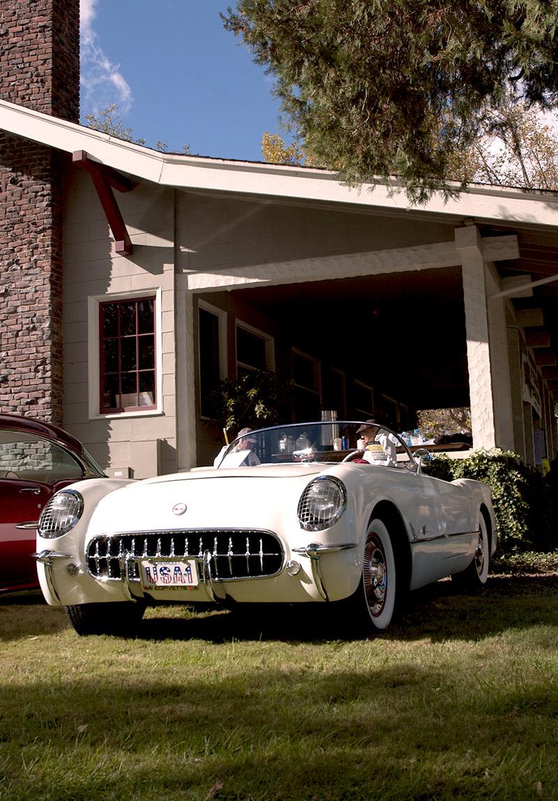 1955 Corvette (1)