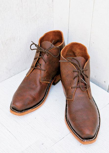 Runner-Up: Style + Design Cobra Rock Boot Co.: Boots, Marfa, TX, (est. 2011)