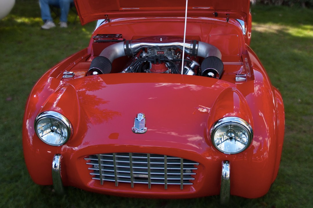 1957 Triumph TR3 :: Interview with Owner Lloyd Bedeger (3)