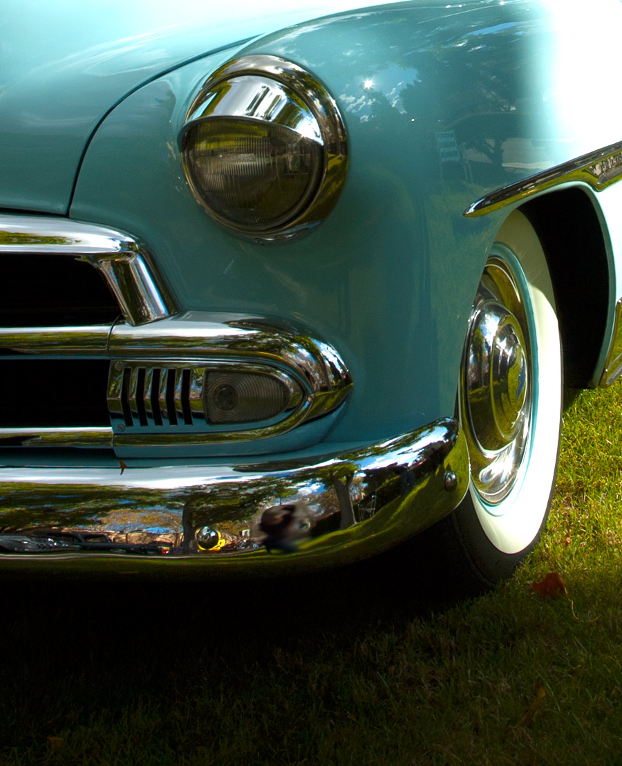 1951 Chevy :: Interview With Owner Pete Padilla