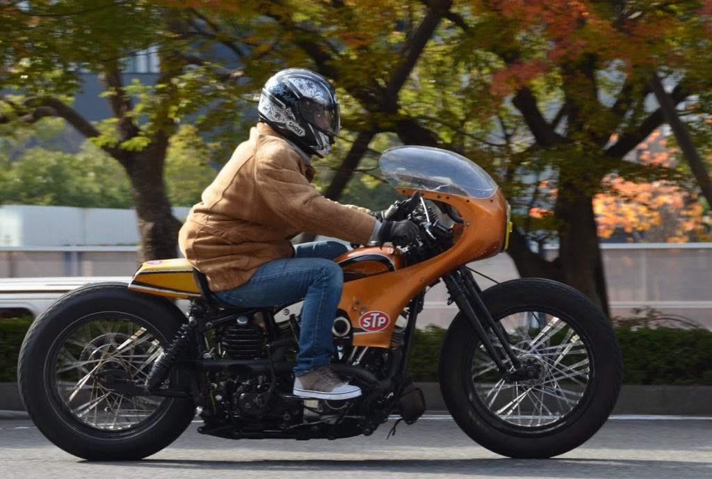 Moon Eyes Yokohama Hot Rod Custom Show 2012