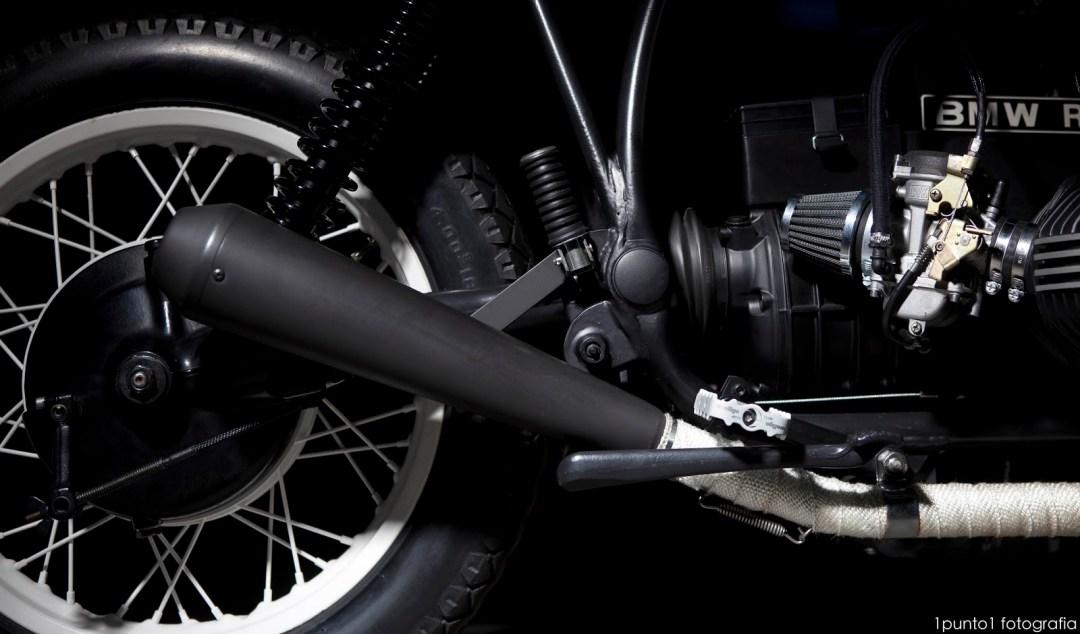 BMW R80 by Tarmac Custom Motorcycles :: via Straightspeed