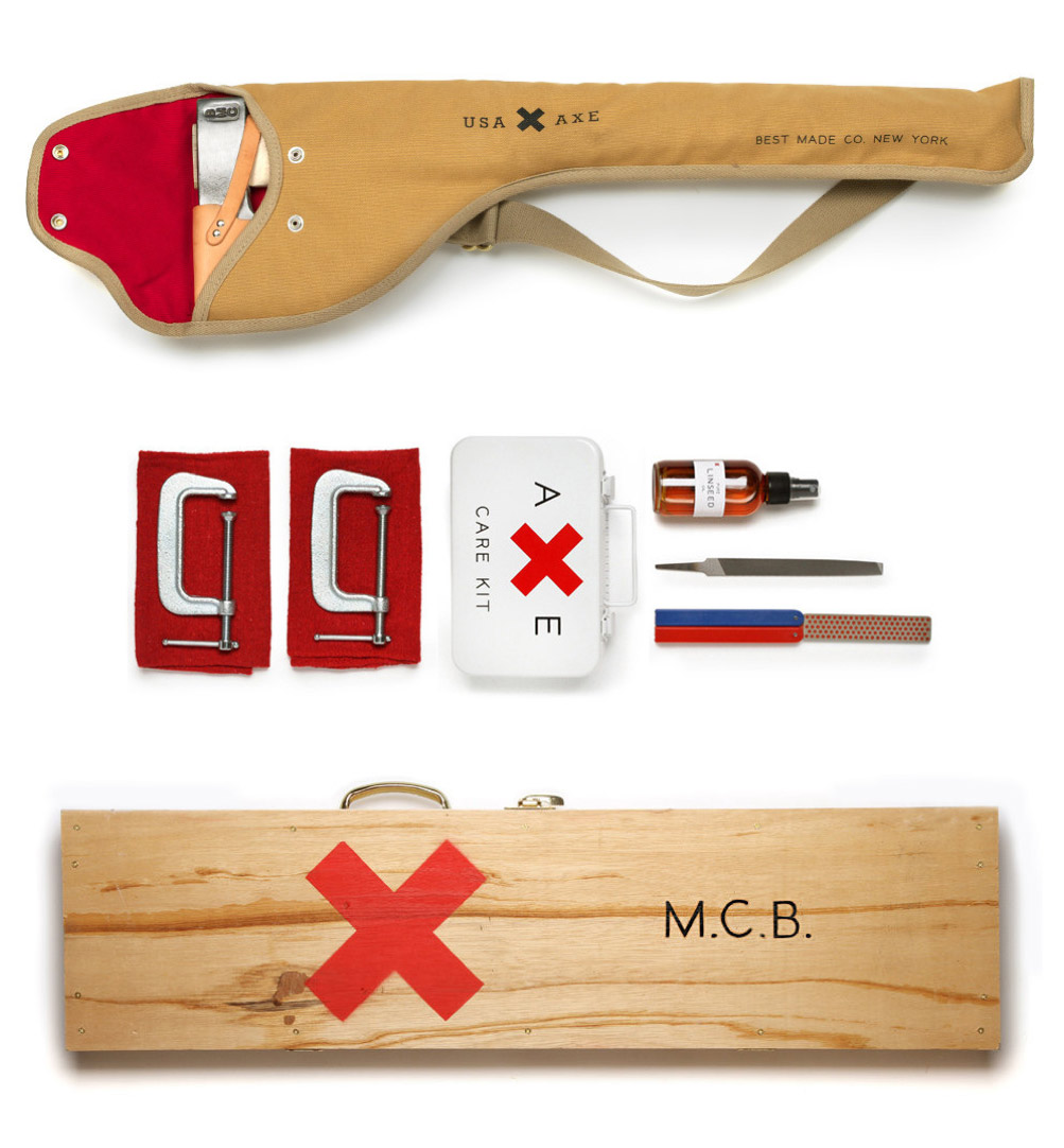 Ax Accoutrements :: Best Made