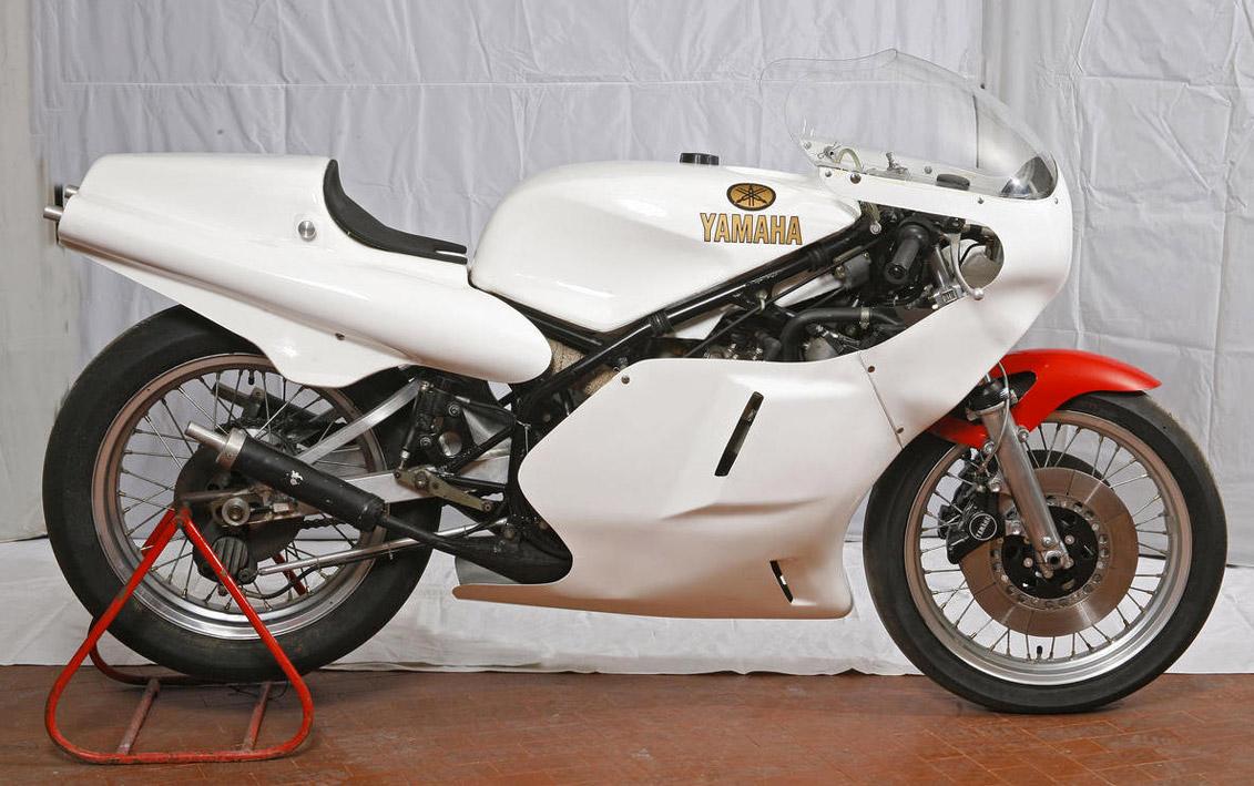 1982 Yamaha Tz500j Grand Prix Racing Motorcycle Megadeluxe