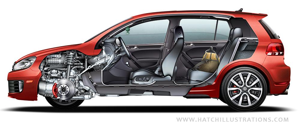 VW GTI 1