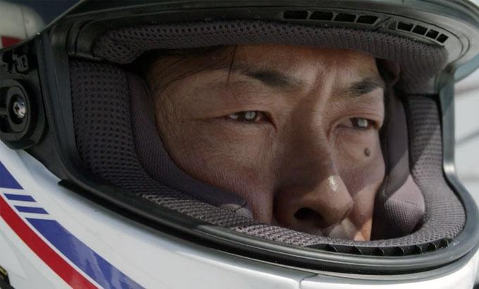 Shunji Yokokawa: Salt Flats World Record