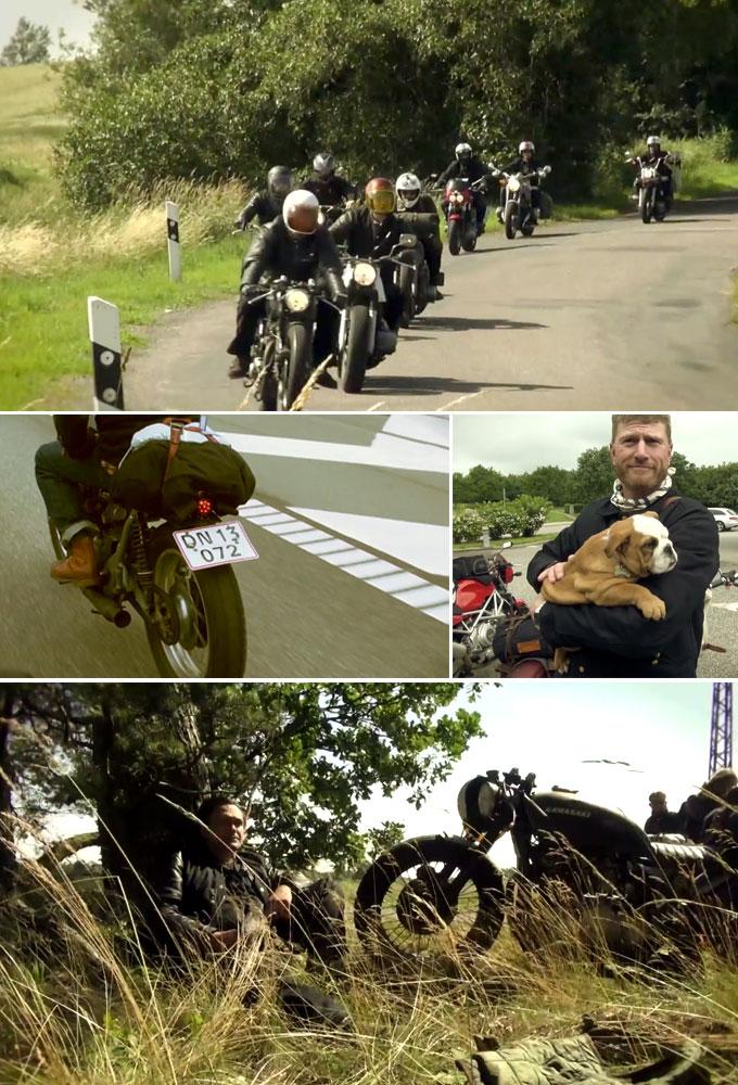 The Monkee Ride :: A Short Film from Götz Göppert